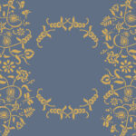 Paisley-Floral-Garland-Mustard-Mix-and-Old-Violet-2